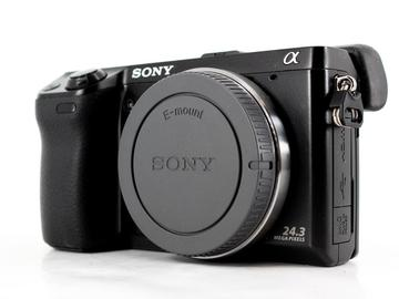 Rent: Sony Alpha NEX-7