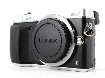 Rent: Panasonic Lumix DMC-GX7