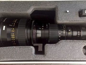 Rent: Angenieux 17-102mm T2.9 PL zoom lens W/Microforce control