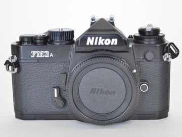 Rent: Nikon Fm3a kit