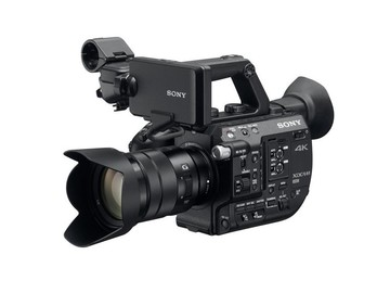 Rent: Sony PMW-F5 CineAlta Digital Cinema Camera