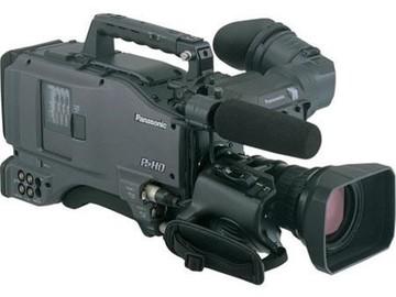 Rent: Panasonic P2 HD AG-H{X500P