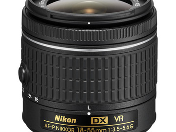 Rent: Nikon AF-S DX Nikkor 18-55mm f/3.5-5.6G VR