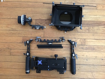Rent: Package - Shoulder Mount/Follow Focus/Matte Box