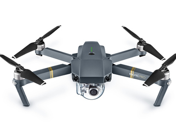 Rent: DJI Mavic Pro with 3 batteries, sun hood, ND filters, more