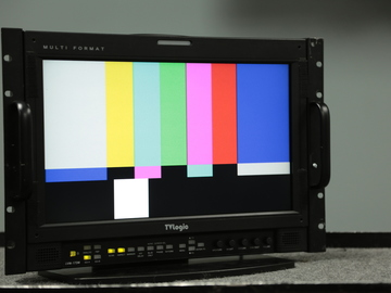 "Rent: TV Logic 17"" Monitor"