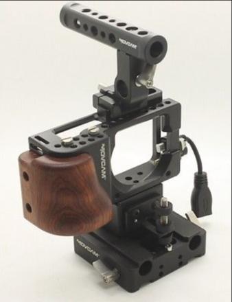 Blackmagic Pocket Cinema Camera + Metabones +More!