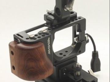 Rent: Blackmagic Pocket Cinema Camera + Metabones +More!