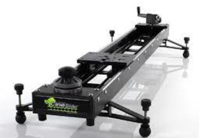 Kessler CineSlider (5 foot) Motion Control Platform