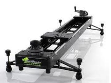 Rent: Kessler CineSlider (5 foot) Motion Control Platform