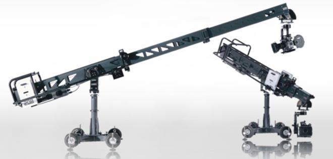 SuperTechno 15 Telescopic Camera Crane