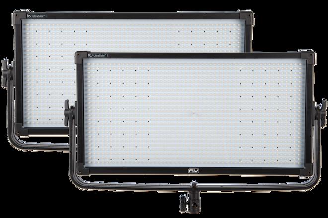 F&V Z1200 Daylight LED 2-light Kit (95 CRI)