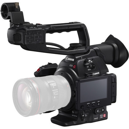Canon EOS C100 Cinema Camera