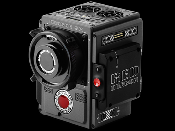 Rent: RED Scarlet-W Dragon 5K