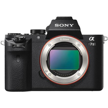 Sony Alpha a7 II Mirrorless Digital Camera
