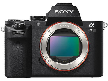 Rent: Sony Alpha a7 II Mirrorless Digital Camera