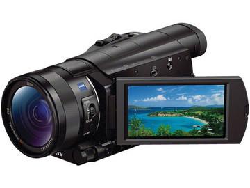 Rent: Sony FDR-AX100 4K