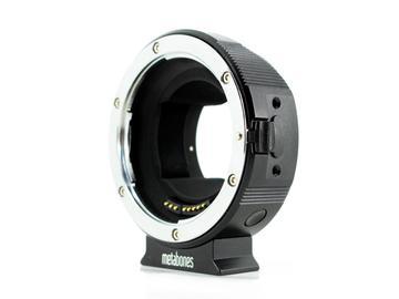 Rent: Metabones Smart Adapter Canon EF to Sony NEX IV