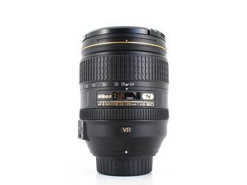 Rent: Nikon AF-S 24-120mm f/4G ED VR