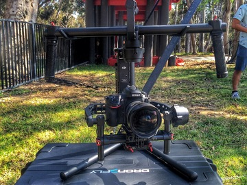 Rent: DJI Ronin with 2 Batteries