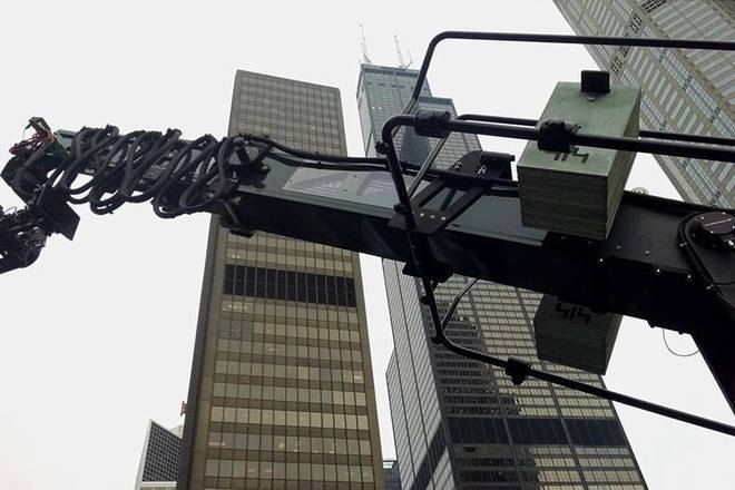 SuperTechno 50 Telescopic Camera Crane (1 of 2)