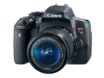 Rent: Canon EOS Rebel T6i