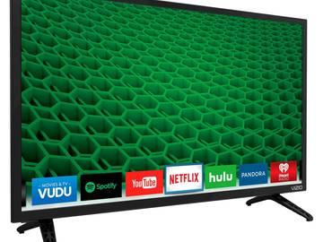 """Rent: Viso 60"""" HDTV"""
