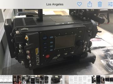 Rent: ARRI Alexa SXT Camera