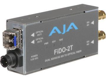 Rent: AJA Fido Fiber Transmitter/Receiver