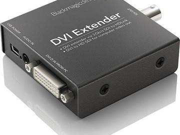 Rent: BlackMagic DVI Extender
