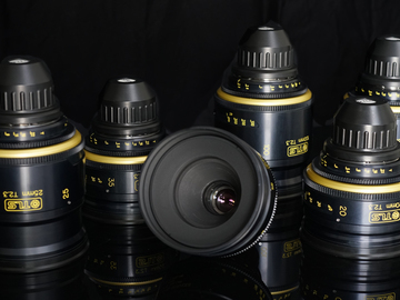 Rent: Bausch & Lomb Super Baltar 6 lens set-- REHOUSED TLS