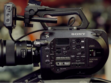 Rent: SONY FS7 KIT