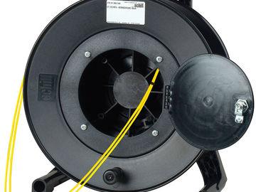 Rent: 2 channel single mode tactical fiber SC snake & reel