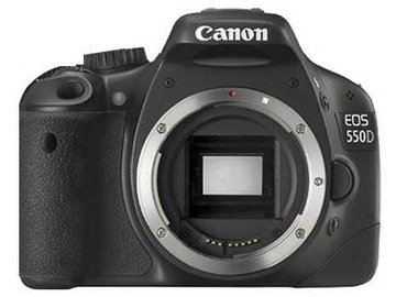 Rent: Canon 550D Rebel T2i