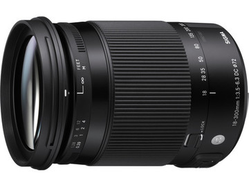 Rent: Sigma 18-200mm Lens