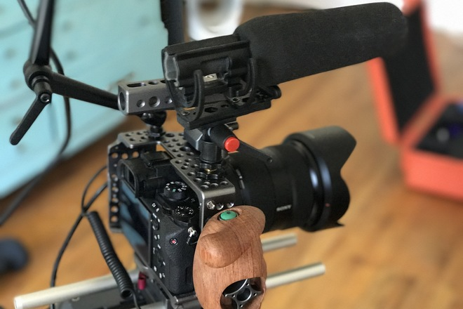 Sony A7RII +Tripod, Mic, more, INDIE PRODUCTION KIT