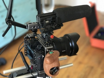 Rent: Sony A7RII + Ninja Inferno Recorder COMPLETE PRODUCTION KIT