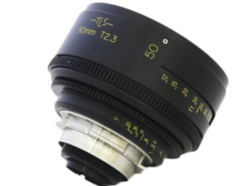 Rent: Cooke Speed Panchro Prime 7 Lens Set (18-100)
