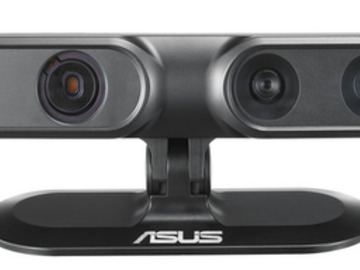 Rent: ASUS XTION PRO LIVE - Motion Sensing Camera
