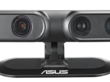 ASUS XTION PRO LIVE - Motion Sensing Camera