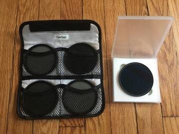 Rent: Tiffen/ Hoya/ Formatt-Hitech 77mm Filter Kit
