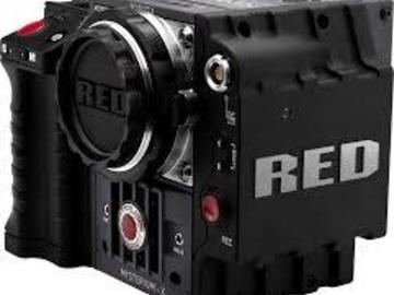 Rent: RED Scarlet-X 4K