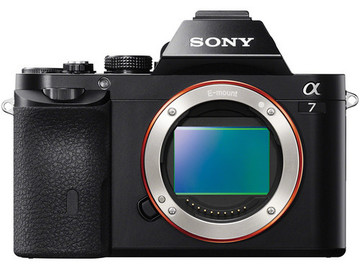 Rent: Sony Alpha a7 Mirrorless Digital Camera