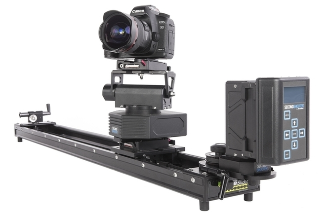 Kessler Second Shooter PLUS  3-Axis MOCO /w 5ft slider