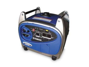 Rent: Silent Yamaha 2400IS, Smallest to push an M18