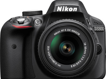 Rent: Nikon d33