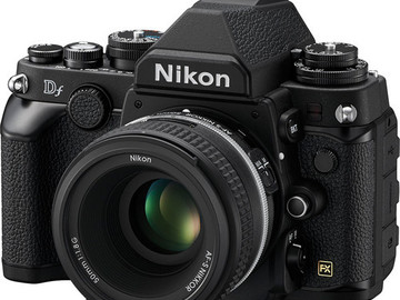 Rent: Nikon Df
