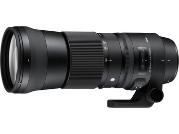 Rent: Sigma 150-600mm f/5-6.3 DG OS HSM Contemporary