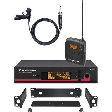FOUR (4) Sennheiser ew 112 ENG G3 Wireless Kits
