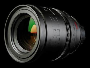 Rent: RED Pro Primes, 6 Lens Set (18-100)